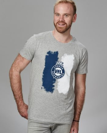 VfL Lübeck- Schwartau - Fanshop - Handball - T-Shirt stripes 1