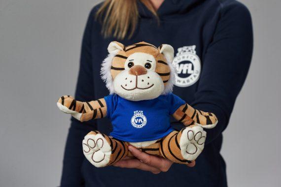 VfL Lübeck- Schwartau – Fanshop – Handball – Toby Tiger 1