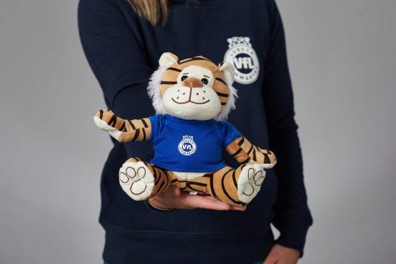 VfL Lübeck- Schwartau – Fanshop – Handball – Toby Tiger 2