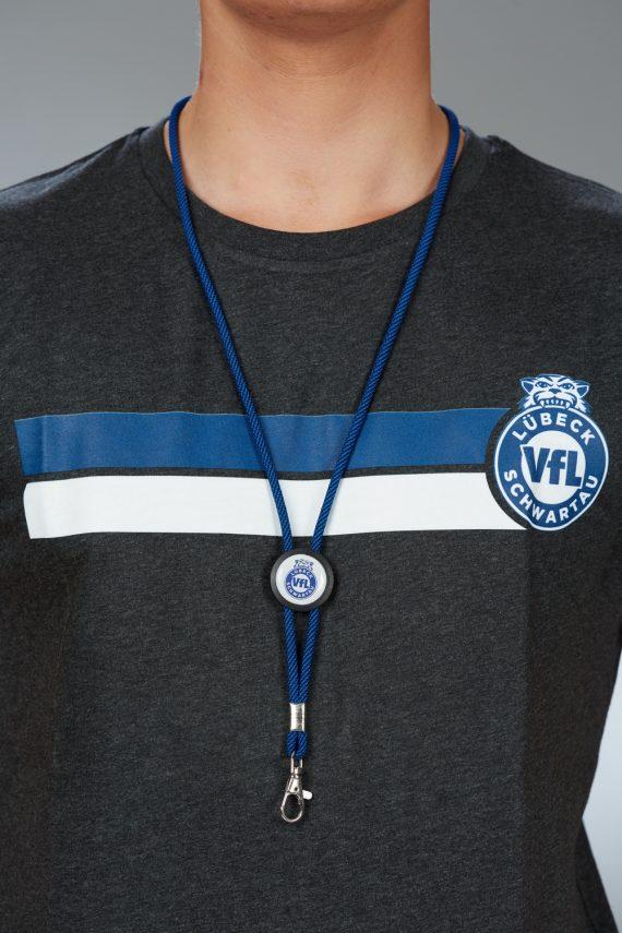 VfL Lübeck-Schwartau – Handball – Fanshop – Schlüsselband