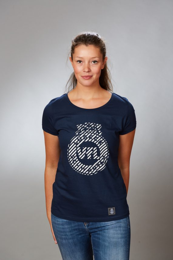 VFL-Lübeck-Schwartau – Handball – Fanshop-TShirt Zebra Damen2