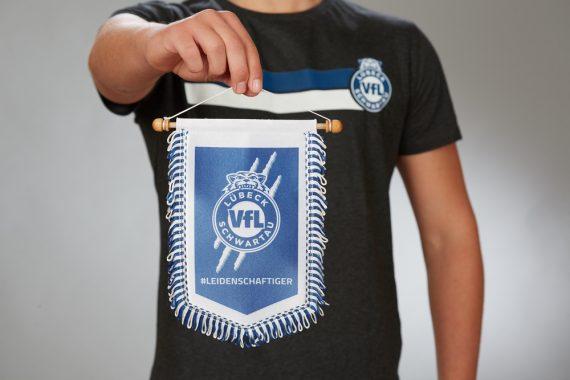 VfL Lübeck-Schwartau – Handball – Fanshop – Wappen