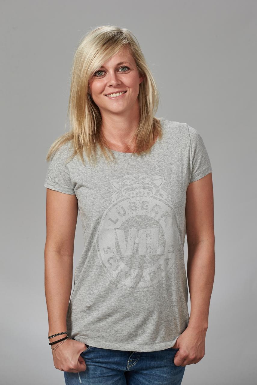 VfL Lübeck- Schwartau - Fanshop - Handball - T-Shirt grau 3