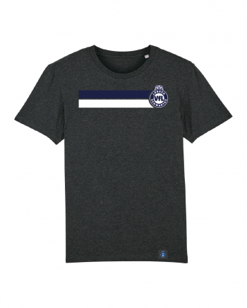 "T-Shirt ""Block"" Kids in charcoal"